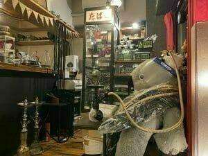 アキバスモーカーズの店内画像