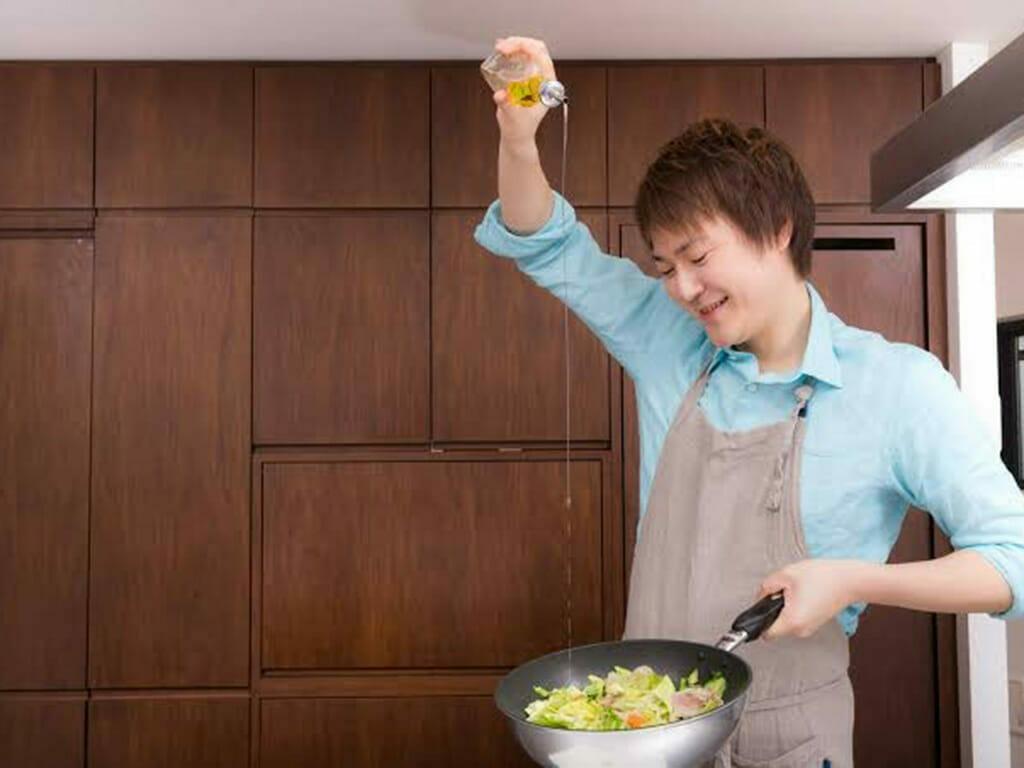 料理で疎外から解放