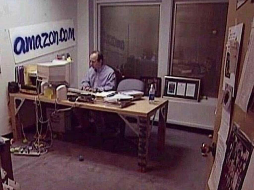 アマゾンドットコムの初期