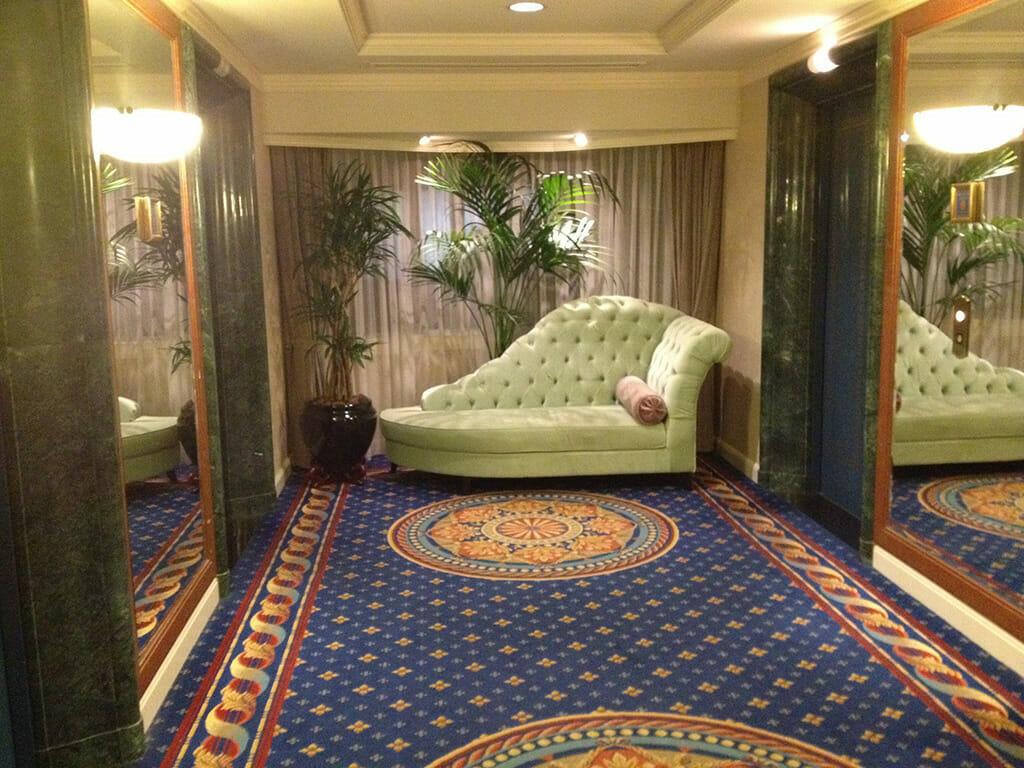 ウエスティンホテル東京