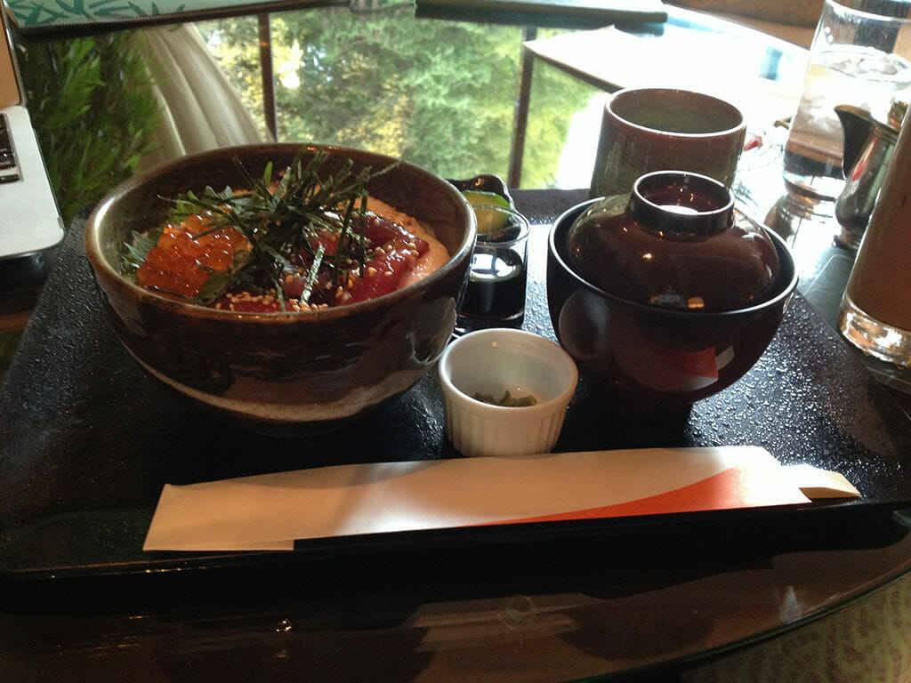 シェラトン都ホテル東京のレストラン