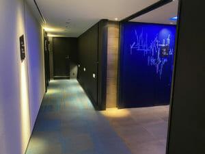 アロフト銀座のエレベーター