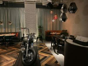 アロフト銀座のレストラン