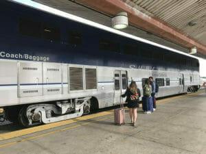 ロサンゼルスの電車
