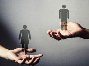 女性差別のイメージ画像