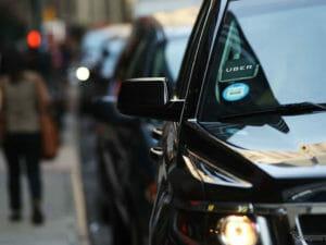 Uberのイメージ画像