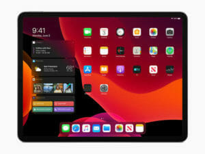 iPadOSのイメージ