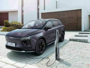 中国の電気自動車