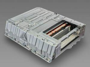 全固体電池のイメージ