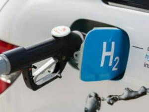 水素を充填
