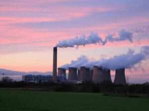 イギリスの発電所