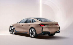 BMW「i4」