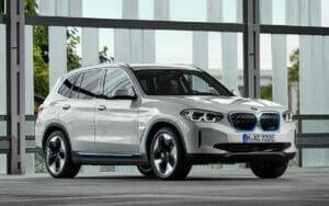 BMW「iX3」