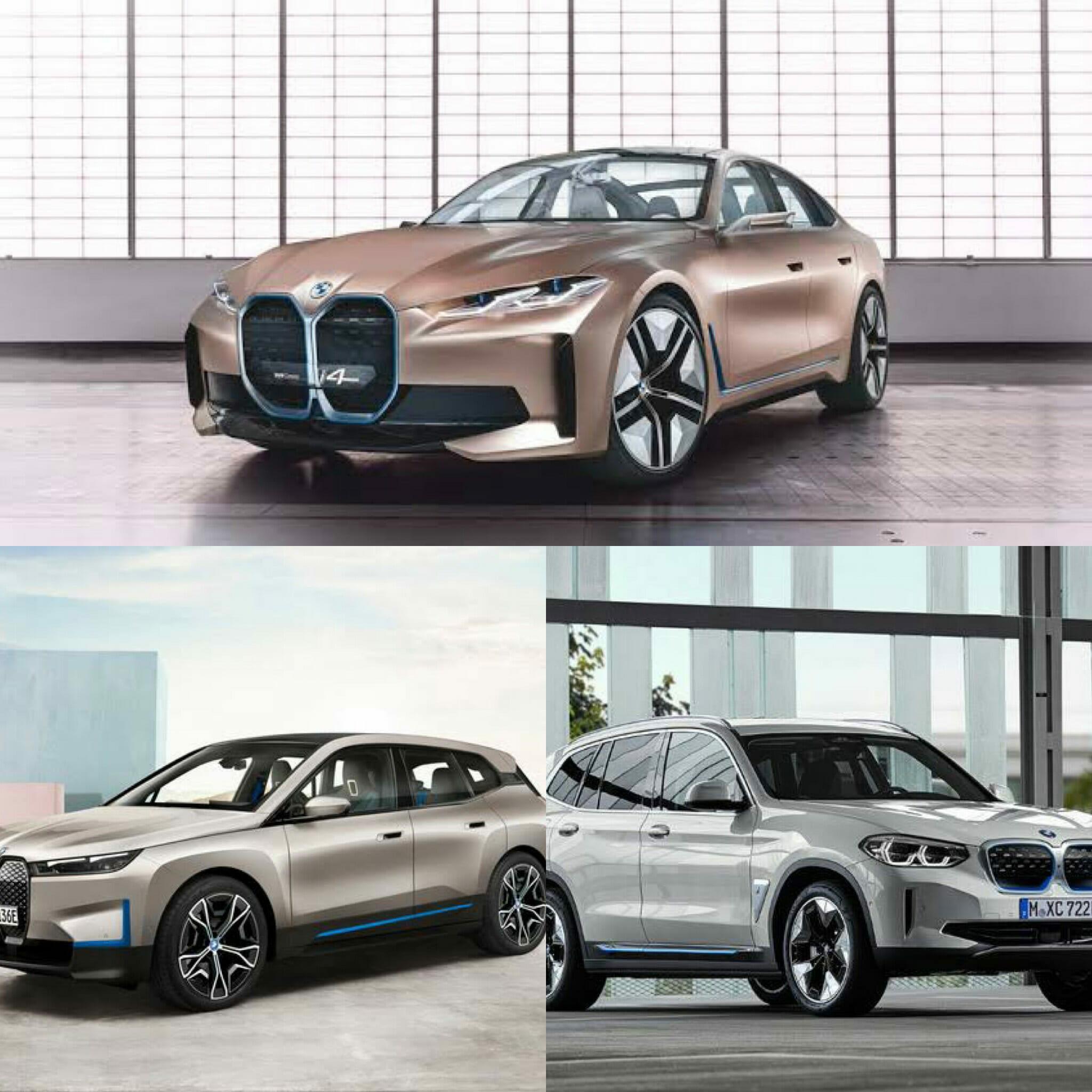 BMWが2021年に投入する電気自動車