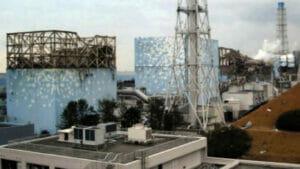 事故後の福島第一原発