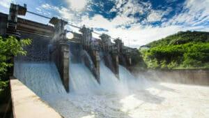 水力発電のイメージ