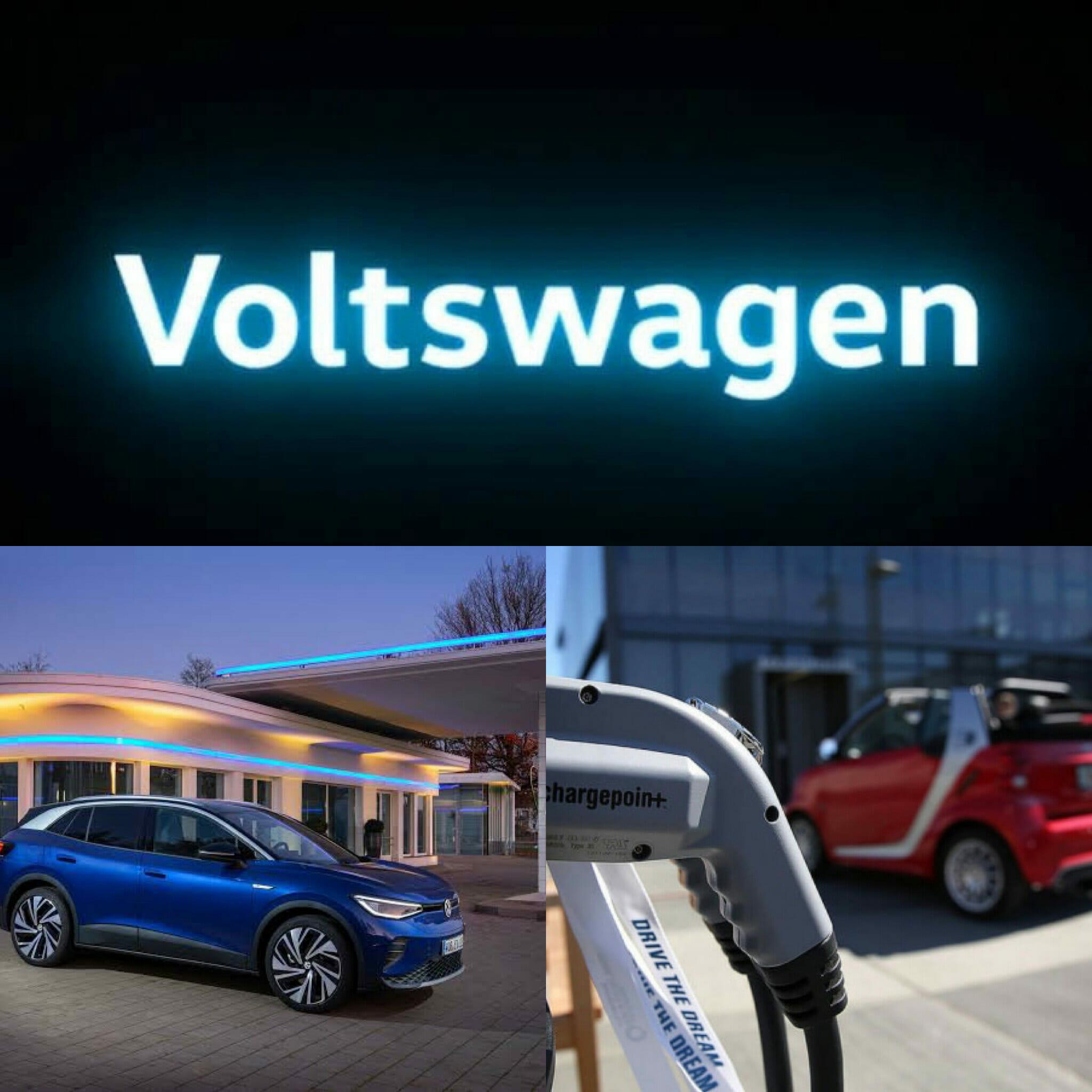 EV化に本気の「Voltswagen」