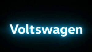 Voltswagenのロゴ
