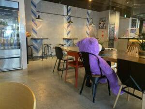 「モクシー東京錦糸町」のレストラン