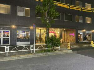 「モクシー東京錦糸町」の外観