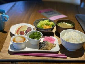 「モクシー東京錦糸町」の朝食