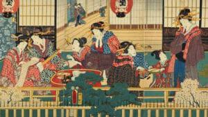 江戸時代の吉原
