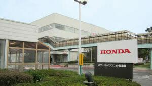 ホンダのパワートレインユニット製造部