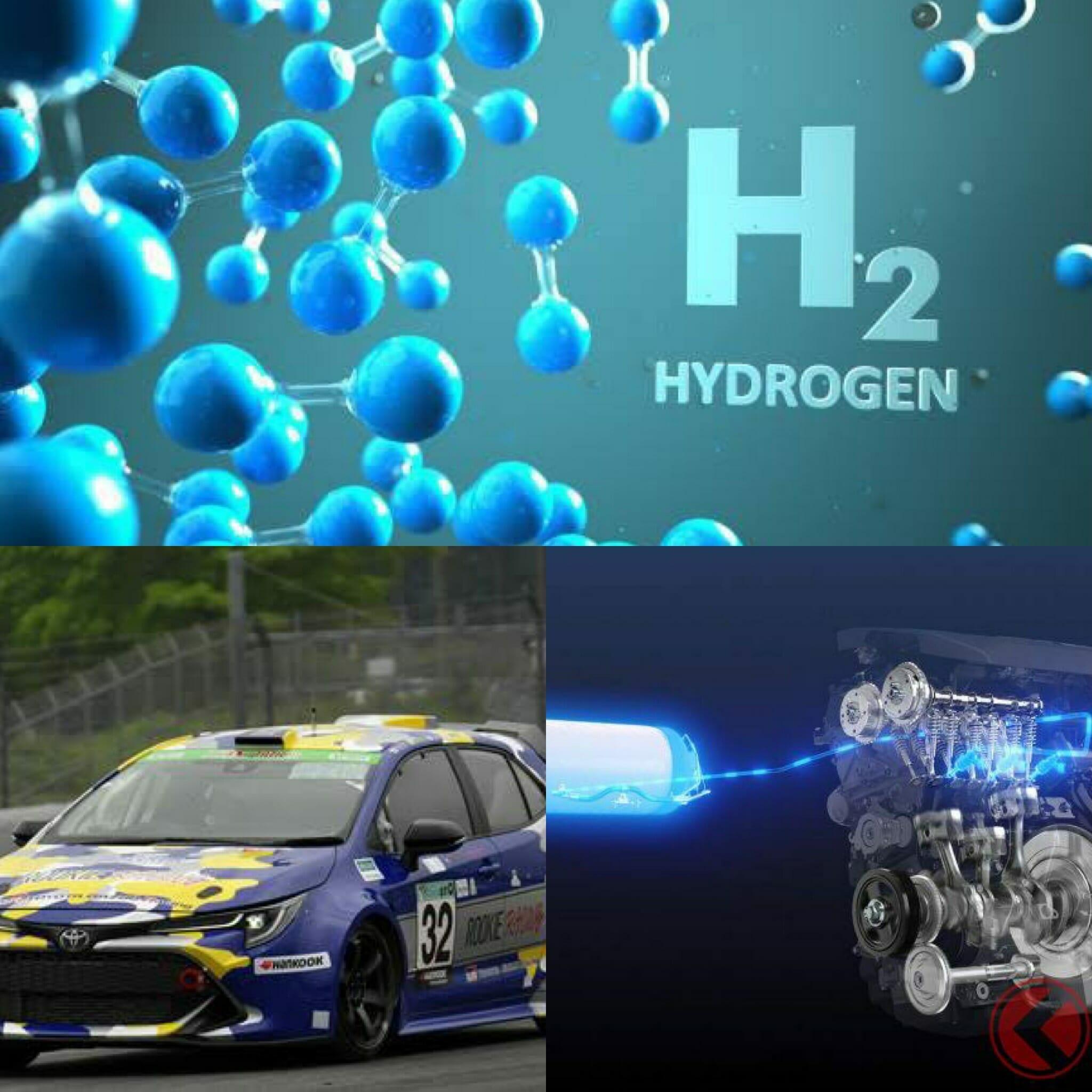 水素エンジンと既得権益