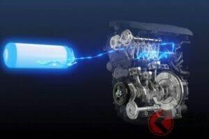 水素エンジン