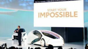 トヨタの全固体電池と自動運転