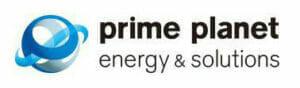 プライムプラネットエナジーソリューションズのロゴ