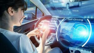 完全自動運転のイメージ画像
