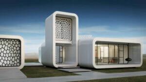 3Dプリンターで住宅