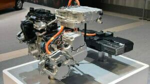 e-Powerのエンジン