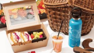 品川プリンスホテルのピクニック