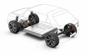 VWの「MEB-smallプラットフォーム」